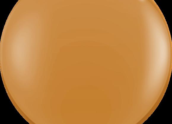 3' QLTX Mocha Brown 2ct