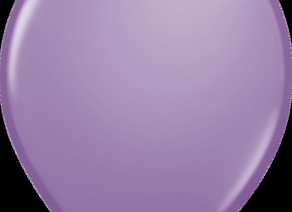 """11"""" QLTX Spring Lilac 100ct"""