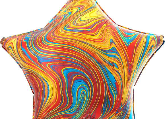 42103 - Marblez™ Colorful Star
