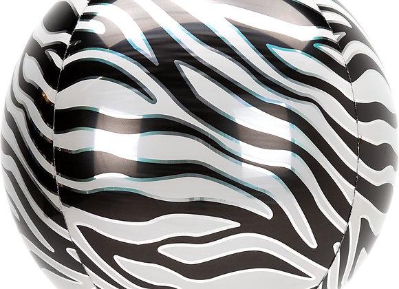"""42107 - 16"""" Orbz Zebra"""