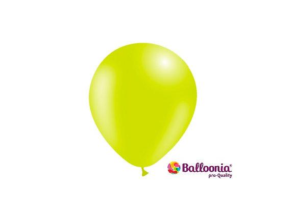 "5"" Balloonia Lima Green 100ct"