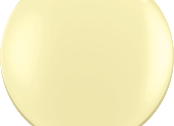 3' QLTX Ivory Silk 2ct