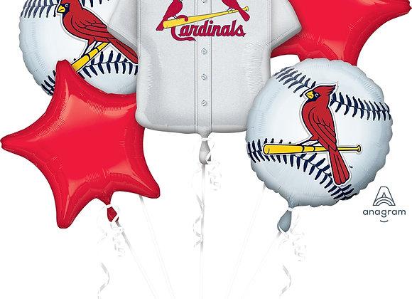 32037 - St Louis Cardinals Bouquet