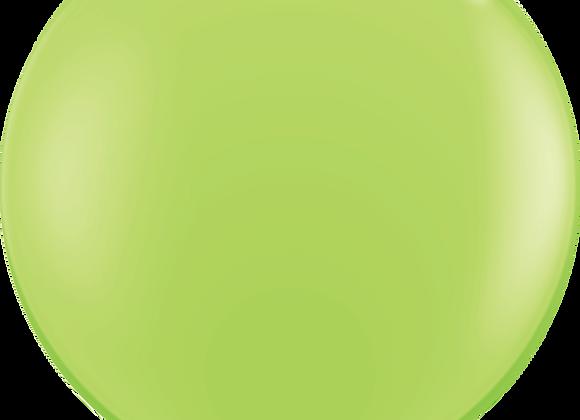 3' QLTX Lime Green 2ct