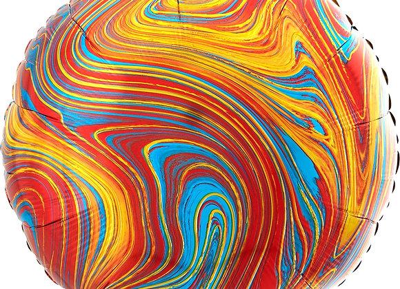 42086 - Marblez™ Colorful Circle