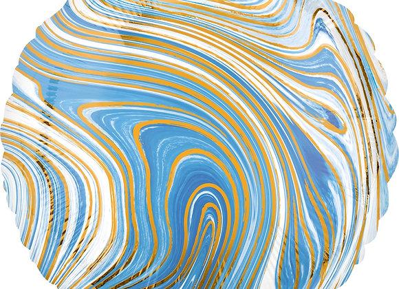 42083 - Marblez™ Blue Circle
