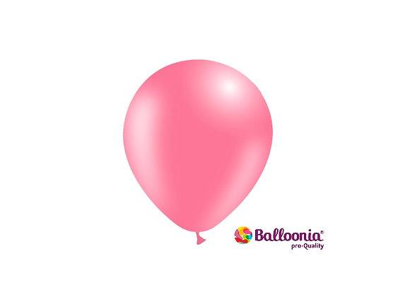 """5"""" Balloonia Pink100ct"""
