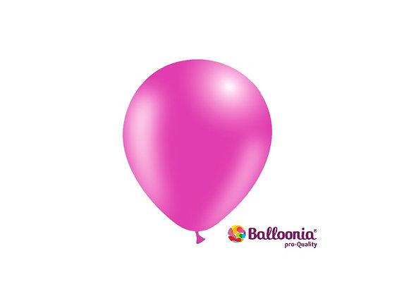 """5"""" Balloonia Fuchsia 100ct"""