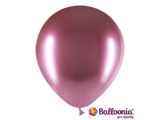 """5"""" Balloonia Brilliant Mauve 100ct"""
