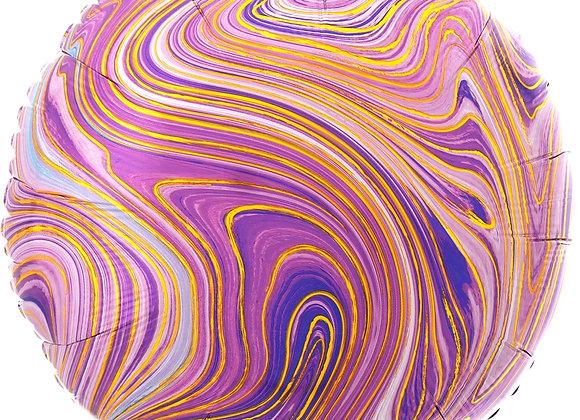 42085 - Marblez™ Purple Circle