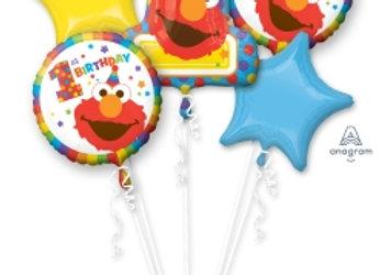 34389 - Sesame Street 1st Birthday Bouquet