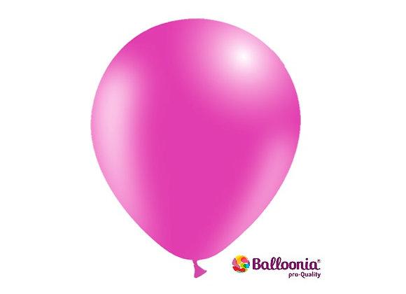 """12"""" Balloonia Fuchsia 50ct"""