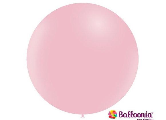 3ft Balloonia Matte Pink 5ct