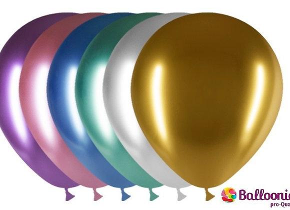 """5"""" Balloonia Brilliant Assortment 100ct"""