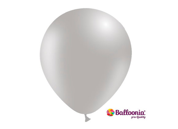 "12"" Balloonia Grey 50ct"