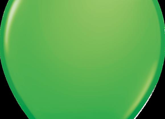 "11"" QLTX Spring Green 100ct"