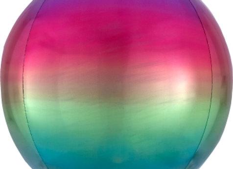 """39850 - 16"""" Ombré Orbz® Rainbow"""