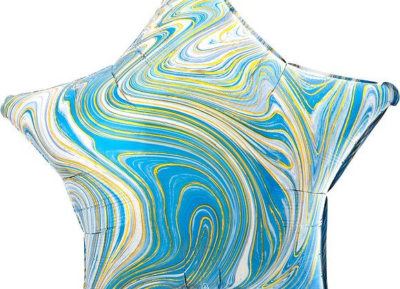 42099 - Marblez™ Blue Star