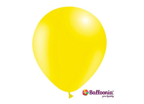"""12"""" Balloonia Lemon 50ct"""