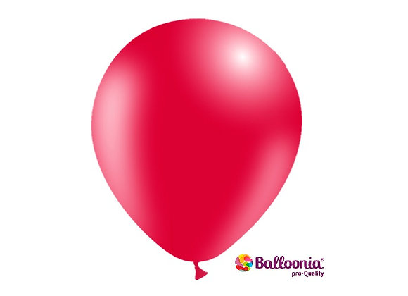 """12"""" Balloonia Red 50ct"""