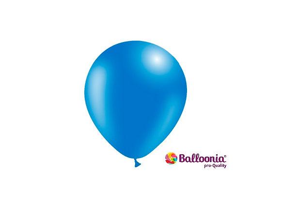 "5"" Balloonia Blue 100ct"