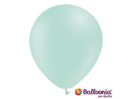 """5"""" Balloonia Matte Green 100ct"""