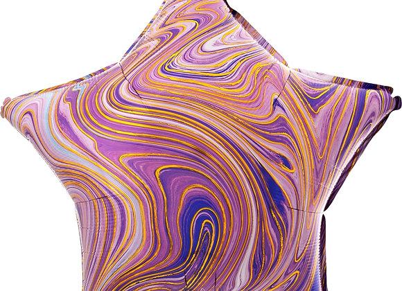42101 - Marblez™ Purple Star