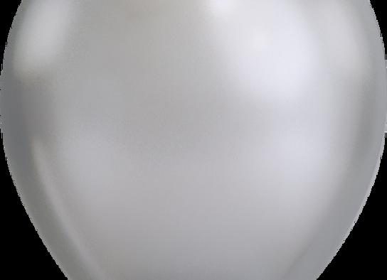 """11"""" QLTX Chrome Silver 100ct"""