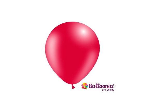 """5"""" Balloonia Red 100ct"""