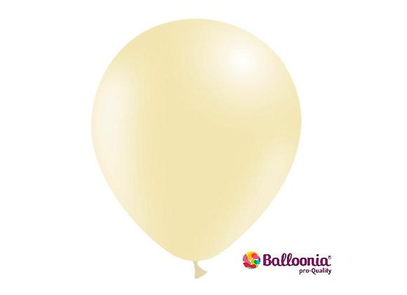 "12"" Balloonia Ivory 50ct"
