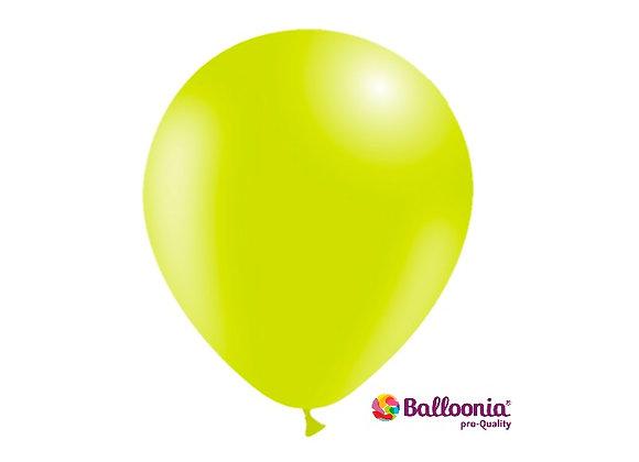 "12"" Balloonia Lima Green 50ct"