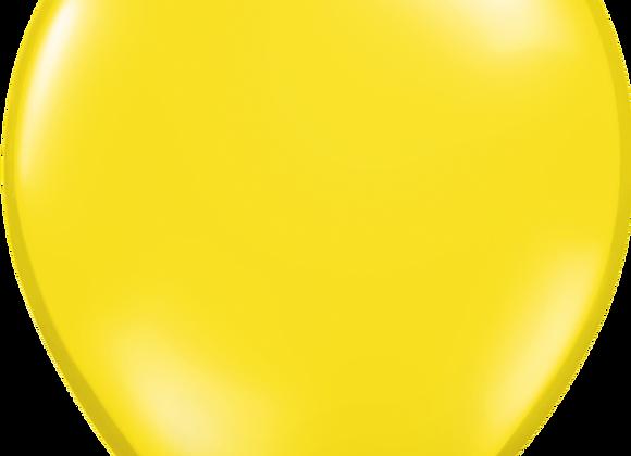 """5"""" QLTX Cirtine Yellow 100ct"""