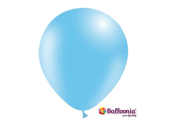"12"" Balloonia Sky Blue 50ct"