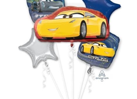 35368 - Cars 3 Cruz Jackson Bouquet