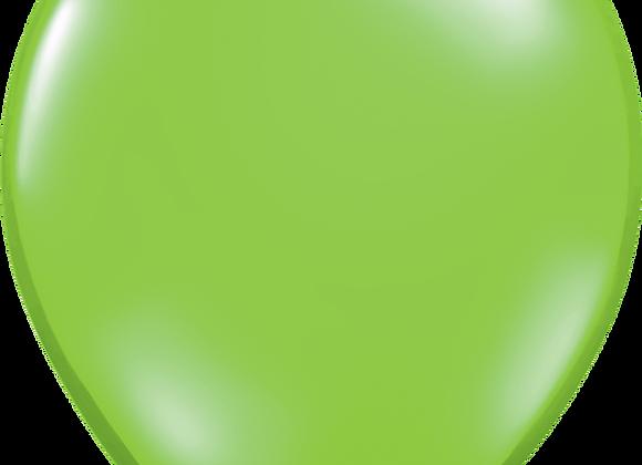"5"" QLTX Jewel Lime 100ct"