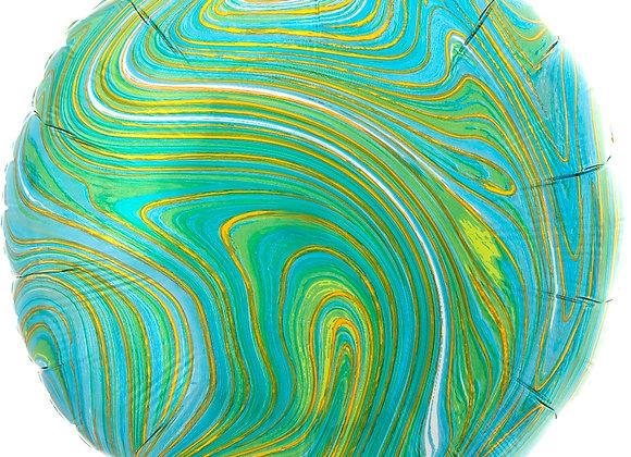 42086 - Marblez™ Green Circle