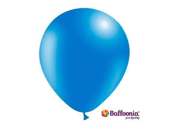 "12"" Balloonia Blue 50ct"