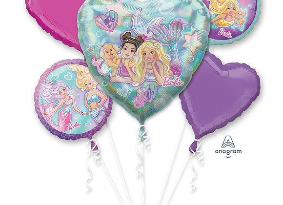 39560 - Mermaid Barbie Bouquet