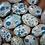 Thumbnail: K2 Blue Jasper Stone with Wind Knot - Strength & Wisdom
