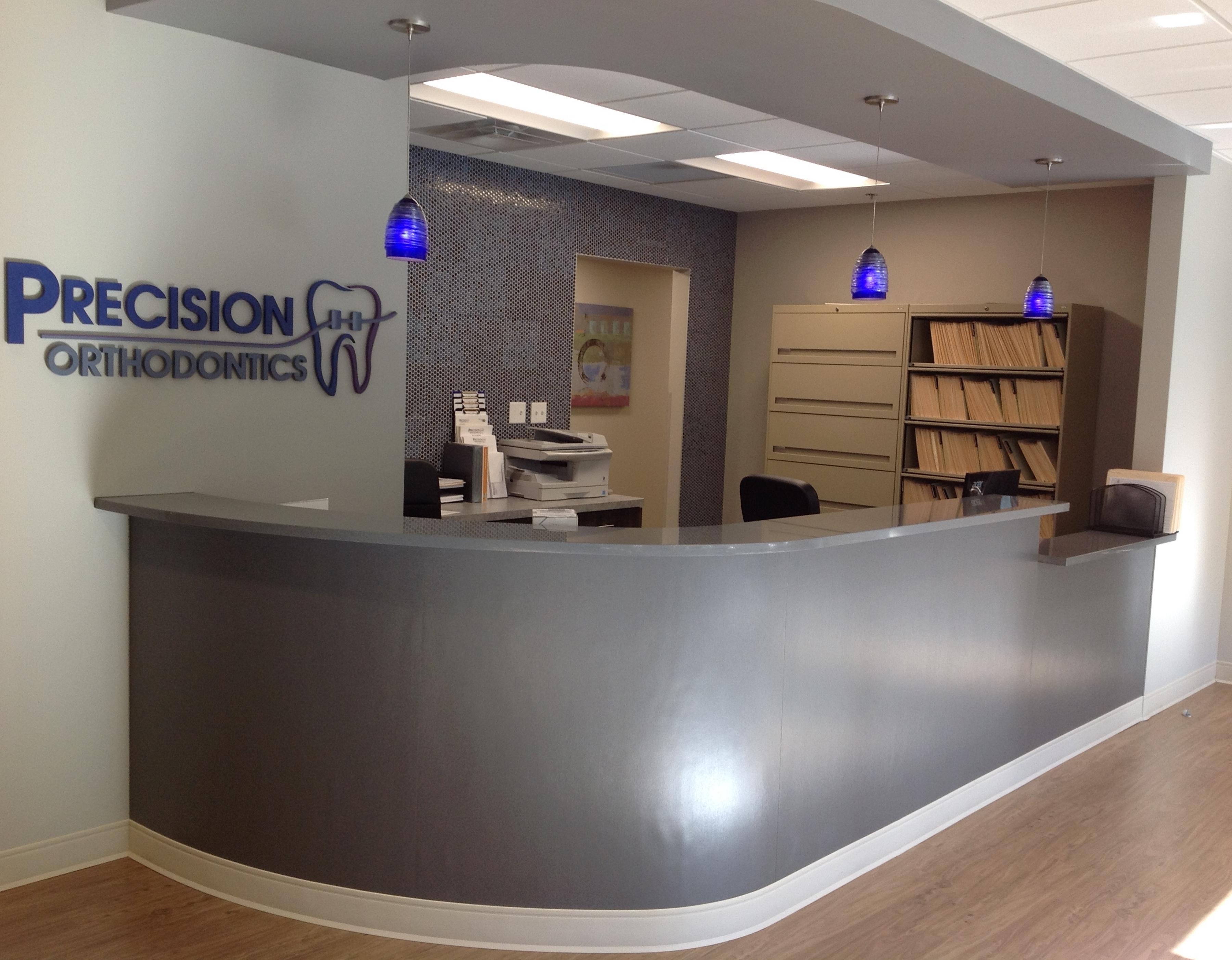 orthodontic office design