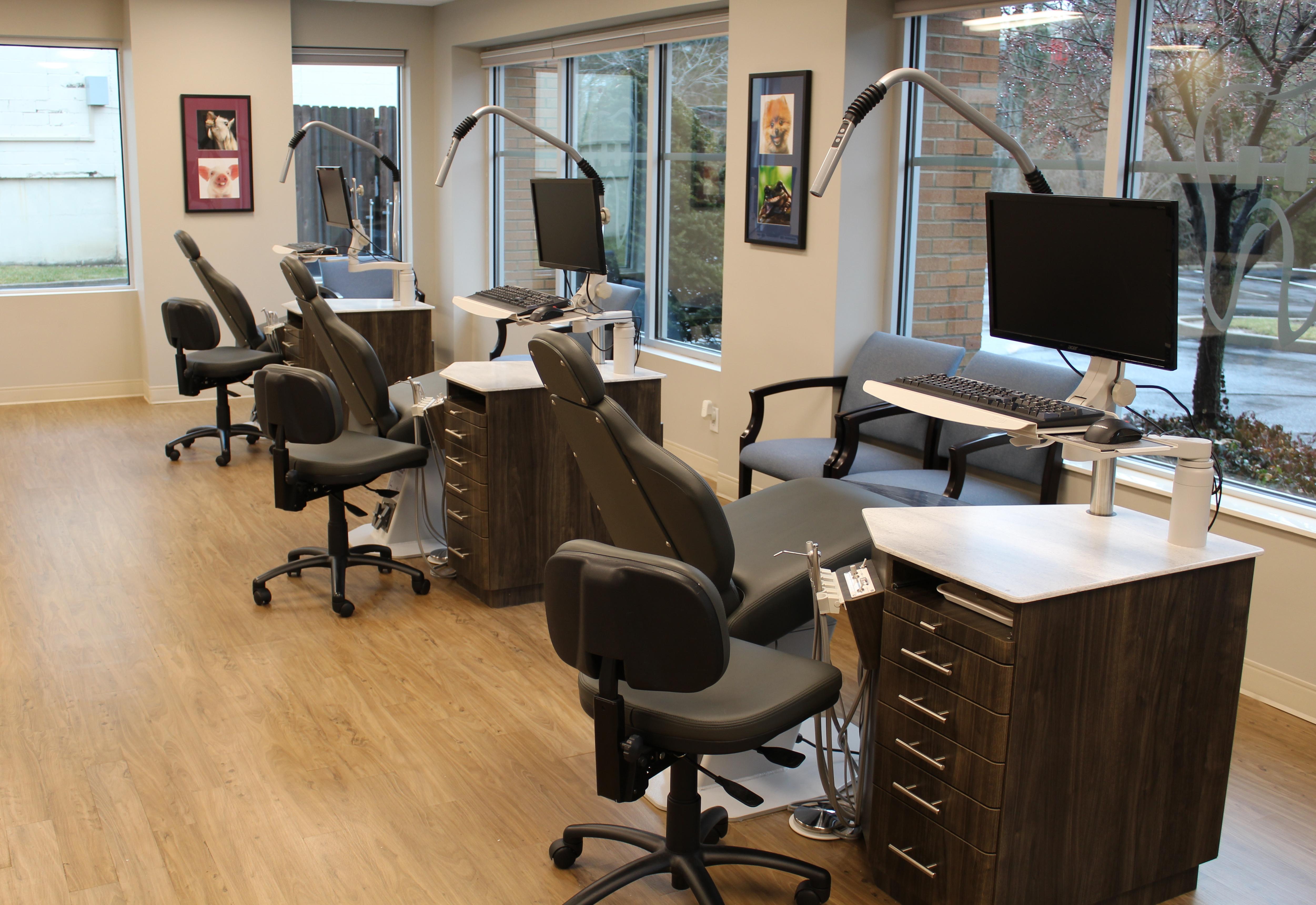 orthodontic chair orthodontic unit
