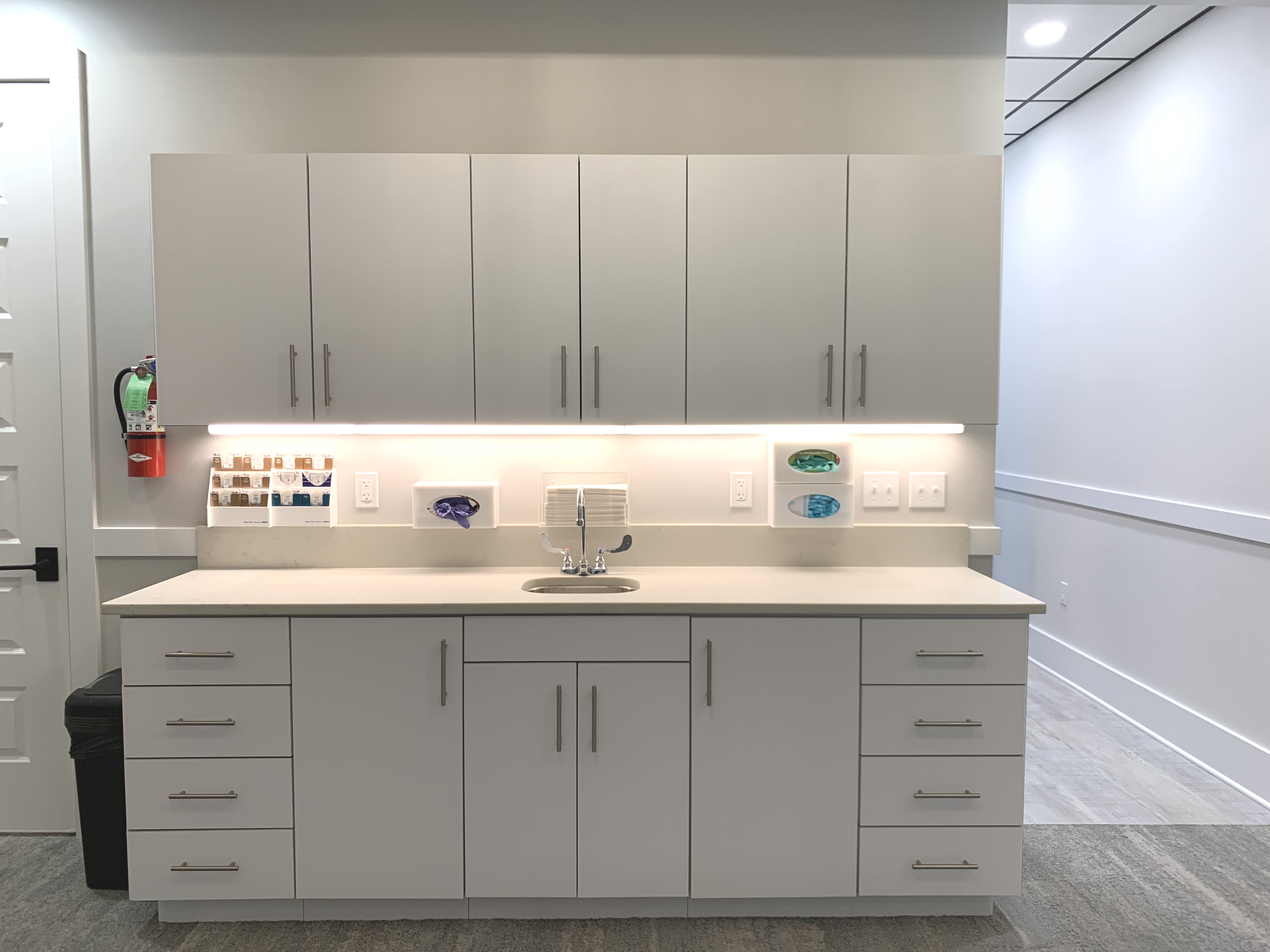 Clinic Cabinets
