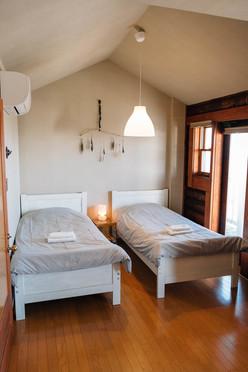 ホテル 寝室