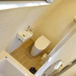 コテージ トイレ1