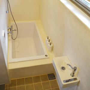 コテージ 浴室1