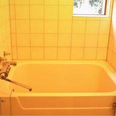 ホテル 浴室1