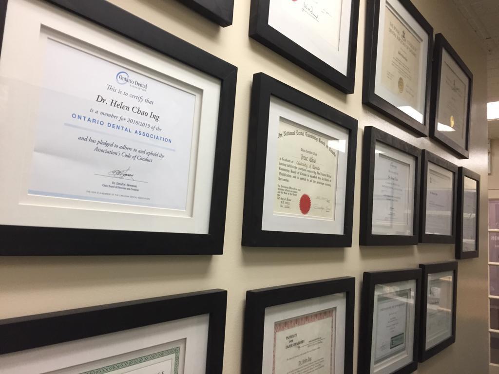 Certifications & Achievements