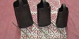 Kenke - Bell set of 3