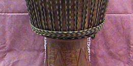 Bala wood Djembe