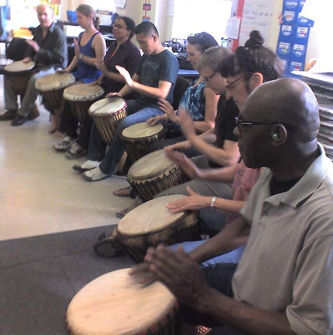 Drumming class Toronto